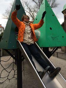 Albin slide