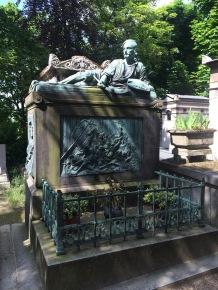 Gerricault grave