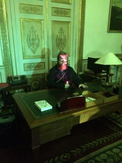 The new director of the Beaux Arts